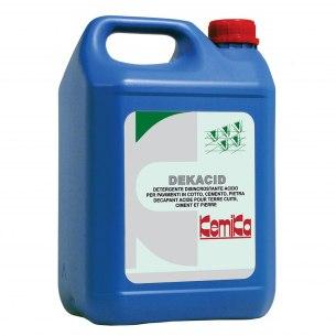 Kemika - Dekacid, detergente acido tamponato