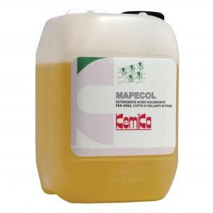 Kemika - Mapecol, detergente acido solventato