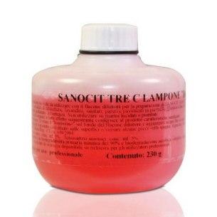 Sanocit rosa cx 3c lampone