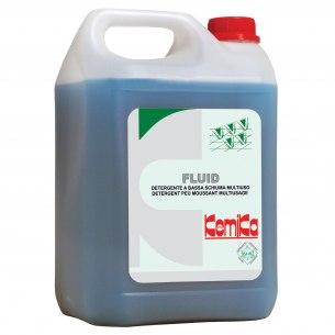 Kemika - Fluid, detergente sgrassante a bassa schiuma
